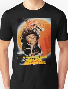 A Clockwork Orange French Poster T-Shirt