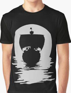 Thousand Sunny  Graphic T-Shirt