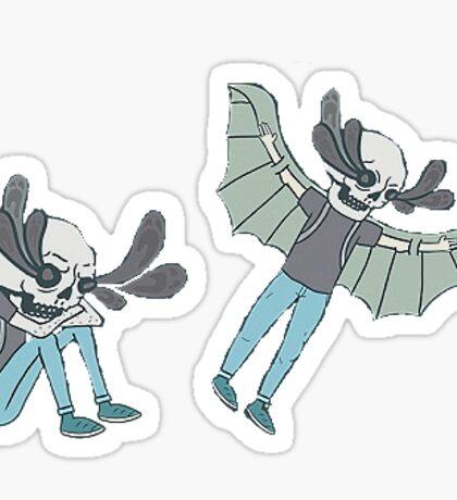 Knuckle Puck Split Ep  Sticker