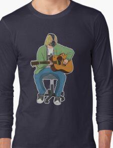 Kurt CoBane Long Sleeve T-Shirt