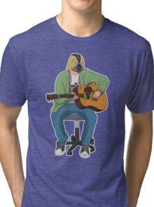 Kurt CoBane Tri-blend T-Shirt