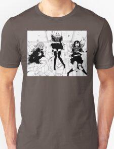 Dead Anime Girls Unisex T-Shirt