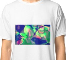 Green Abstract Design - M7 U Classic T-Shirt