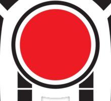 Mass Effect - Legion (Black) Sticker