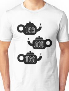 tea and tea Unisex T-Shirt