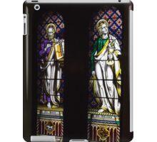 Penrhyn castle- stained glass 2 iPad Case/Skin