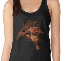 Japanese Parasols – Boston Fireworks Women's Tank Top