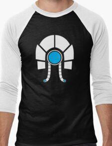 Mass Effect - Legion (White) Men's Baseball ¾ T-Shirt