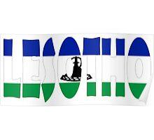 Lesotho Poster