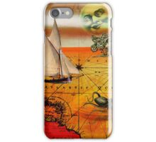 Map and Legend iPhone Case/Skin