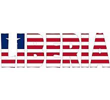 Liberia Photographic Print