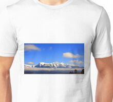 The Mission Mountains Unisex T-Shirt