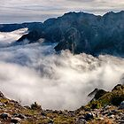 Above the Clouds by Diogo Pereira