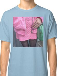 Pink Lady Outfit Classic T-Shirt