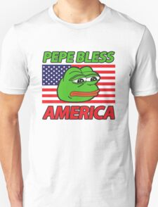 Pepe Bless America T-Shirt