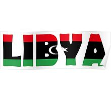 Libya Poster