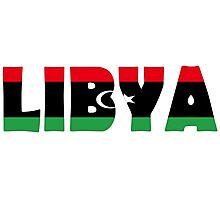 Libya Photographic Print