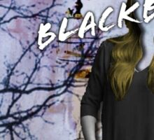 JJ || Blackbird Sticker