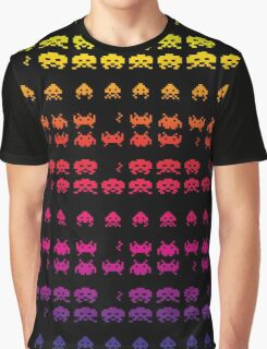 Space Invaderz! Graphic T-Shirt