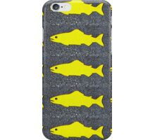 Yellow Fish  iPhone Case/Skin