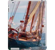 Outbound On The Adventurer iPad Case/Skin