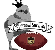 Superbowl survivor by Georg Bertram