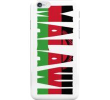 Malawi iPhone Case/Skin