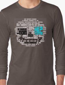 Sans Long Sleeve T-Shirt