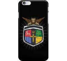 Voltron Coat of Arms iPhone Case/Skin