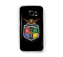Voltron Coat of Arms Samsung Galaxy Case/Skin