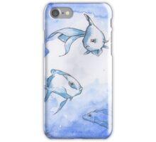 Melancholy Fish iPhone Case/Skin