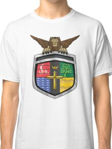Voltron Coat of Arms Classic T-Shirt