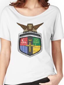 Voltron Coat of Arms Women's Relaxed Fit T-Shirt