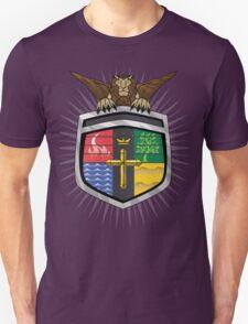 Voltron Coat of Arms Unisex T-Shirt