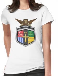 Voltron Coat of Arms Womens Fitted T-Shirt
