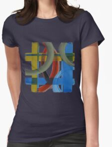 Xs and Os Womens Fitted T-Shirt