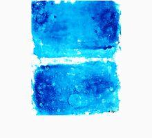 Blue Modern Art - Two Pools - Sharon Cummings T-Shirt