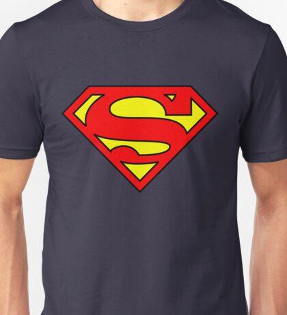 Super Men Unisex T-Shirt
