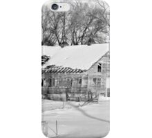 A Hard Life Winter 2 iPhone Case/Skin