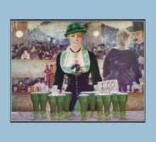 Bar at the Folies, Bergeres Baby Tee