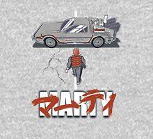 Back to the Future - Akira T-Shirt