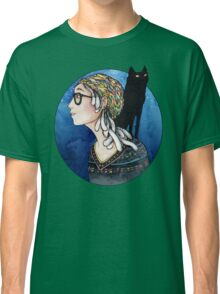 The Watcher and the Dreamer: color Classic T-Shirt