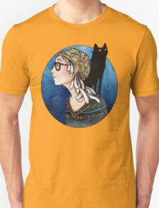 The Watcher and the Dreamer: color Unisex T-Shirt