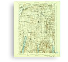 New York NY Honeoye 129749 1904 62500 Canvas Print
