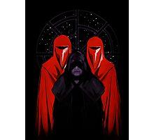 Darth Sidious - Star Wars Photographic Print
