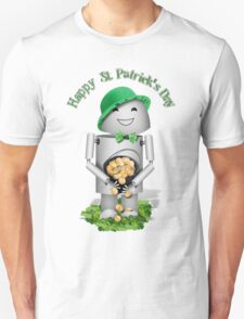 Happy St Patrick's Day Unisex T-Shirt