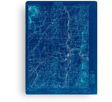 New York NY Schuylerville 148479 1900 62500 Inverted Canvas Print