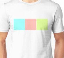 Schuyler Sisters Colorblocking Unisex T-Shirt