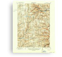 New York NY Canaseraga 122769 1916 62500 Canvas Print