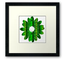 Flower 20 Framed Print